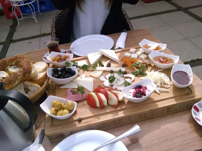 Turkish Breakfast for expat life in istanbul